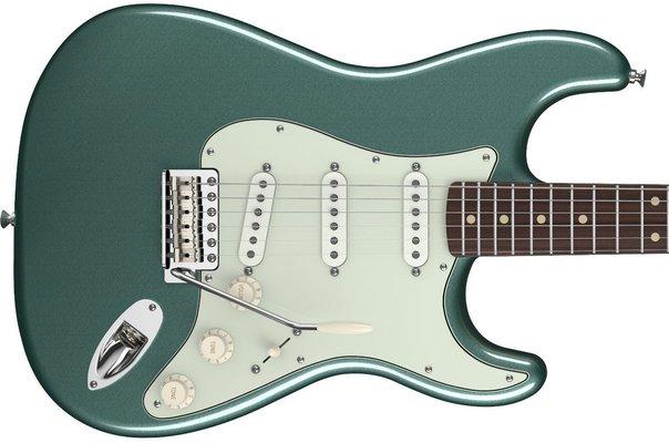 Fender American Vintage '59 Stratocaster Sherwood Green Metallic
