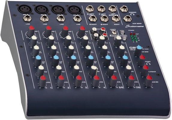 Studiomaster C2S-4 USB