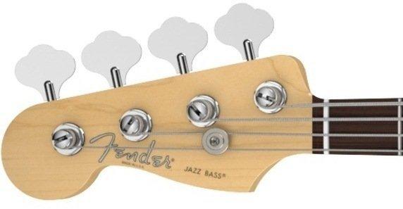 Fender American Standard Jazz Bass Left Handed Mystic Blue