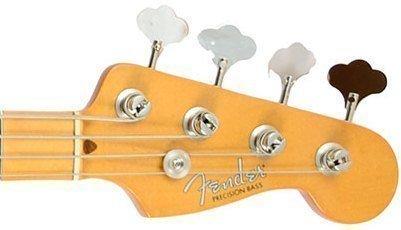 Fender 50s Precision Bass Fiesta Red