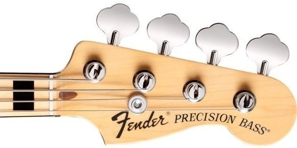 Fender 70s Precision Bass Olympic White