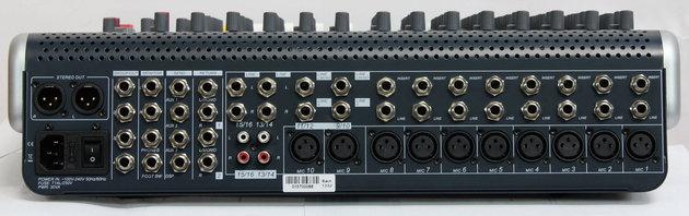 Studiomaster C6XS-16