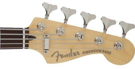 Fender Deluxe Dimension Bass V 5 string Black