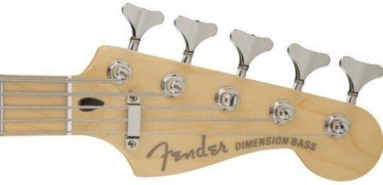 Fender Deluxe Dimension Bass V 5 string Natural