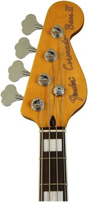 Fender Coronado Bass Black B-stock