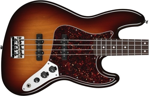 Fender Modern Player Jazz Bass Satin 2-Color Sunburst