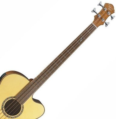 Michael Kelly Firefly 4 String Natural Acoustic Bass