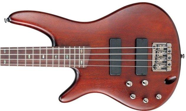 Ibanez SR500 Left hand Brown Mahagony