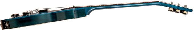 Gibson Les Paul Futura 2014 w/Min E Tune Pacific Blue Vintage Gloss