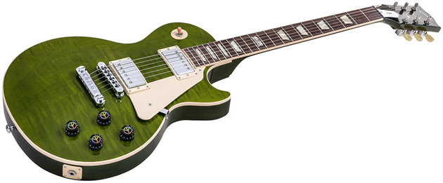 Gibson Les Paul Peace 2014 Mellow Out Green