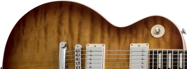 Gibson Les Paul Standard Premium Quilt 2014 Honeyburst Perimeter