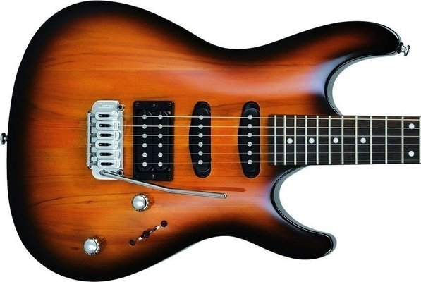 Ibanez GSA 60 Brown Sunburst