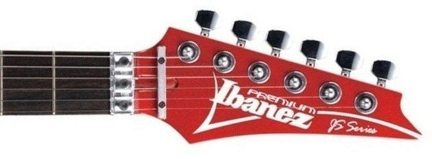 Ibanez JS 24P Candy Apple