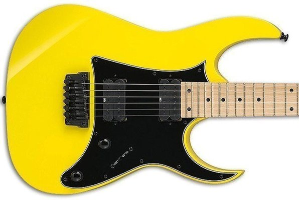 Ibanez RG 331M Yellow