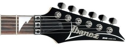 Ibanez RG 370FMZ Transparent Gray Burst