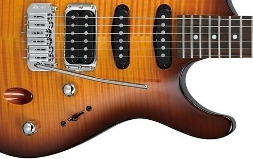Ibanez SA 160FM Brown Burst