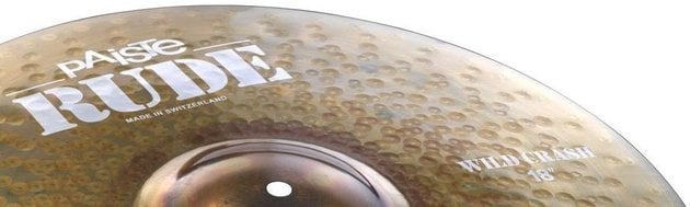 Paiste Rude Wild Crash 18""