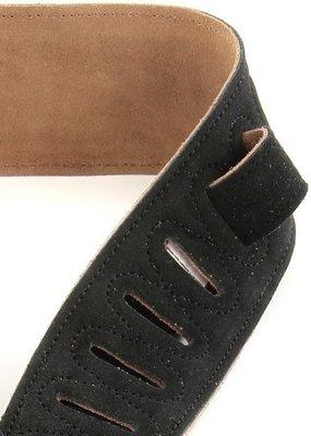 Fender 2,5'' Suede Guitar Strap Black
