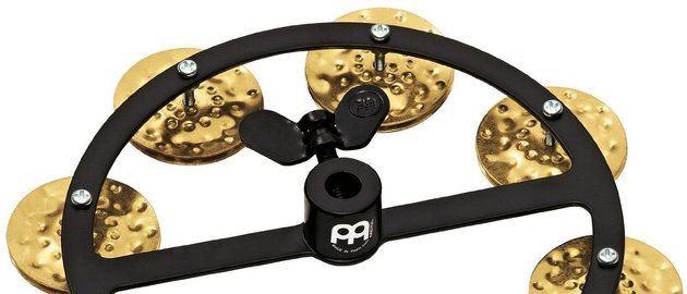 Meinl HTHH1B-BK Hi Hat Tambourine