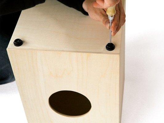 Meinl MYO-CAJ-OV Make Your Own Cajon, Ovangkol