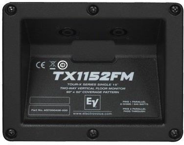Electro Voice TX1152FM Tour-X floor monitor