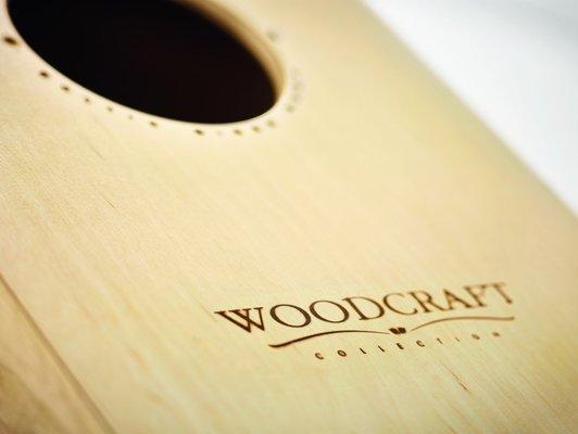 Meinl WCAJ300NT-LB 12x12'' Woodcraft Cajon - Rustic Birch