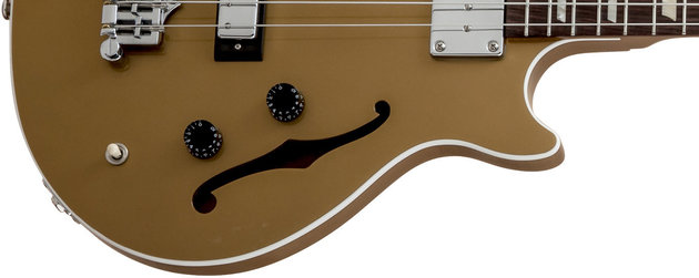 Gibson Midtown Signature Bass 2014 Bullion Gold
