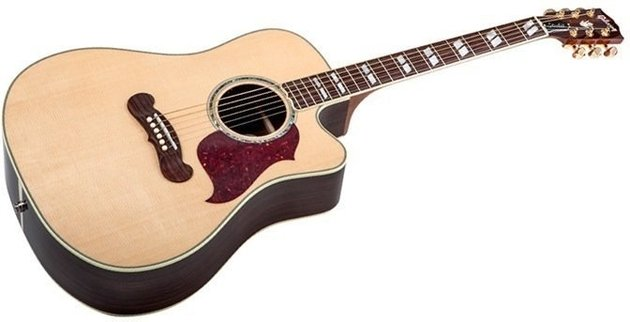 Gibson Songwriter Studio EC with Cutaway