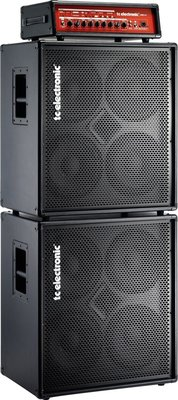TC Electronic BC410 500W 4x10 Bass Cabinet