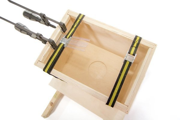 Nino NINO951-MYO Make Your Own Cajon Kit, Natural Finish