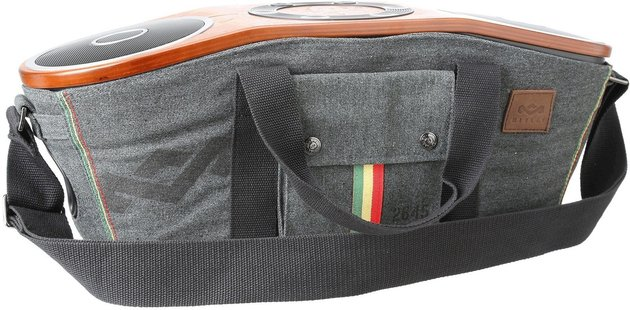 House of Marley Bag of Riddim Bluetooth Midnight