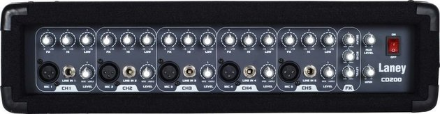 Laney CDPA-2 PA Speaker System