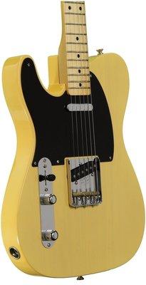 Fender American Vintage '52 Telecaster LeftHanded, Maple Fingerboard, Butterscotch Blonde
