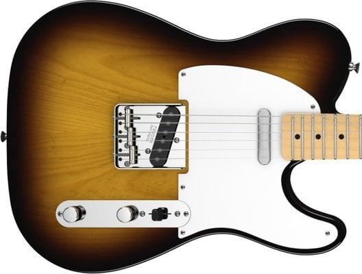 Fender American Vintage '58 Telecaster, Maple Fingerboard, 2-Color Sunburst