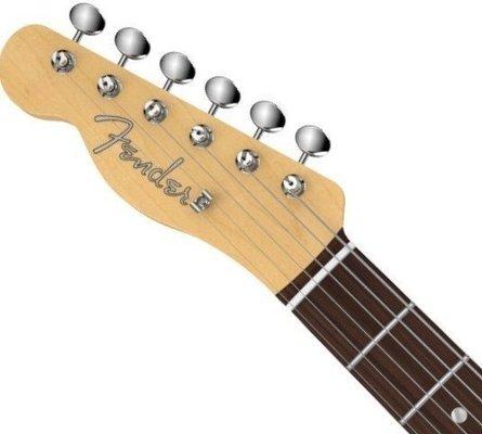 Fender American Vintage '64 Telecaster LeftHanded, Round-Lam Rosewood F-board, 3-Color Sunburst