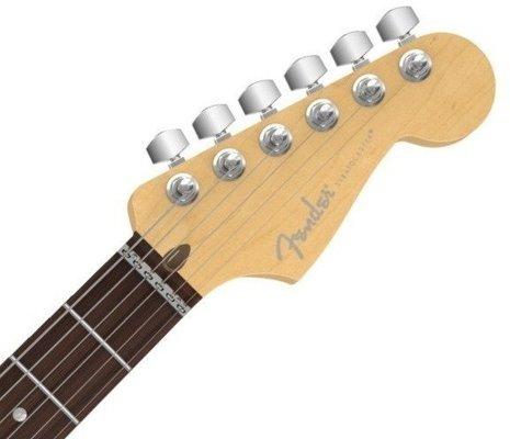 Fender American Deluxe Stratocaster HSS, Rosewood Fingerboard, Black
