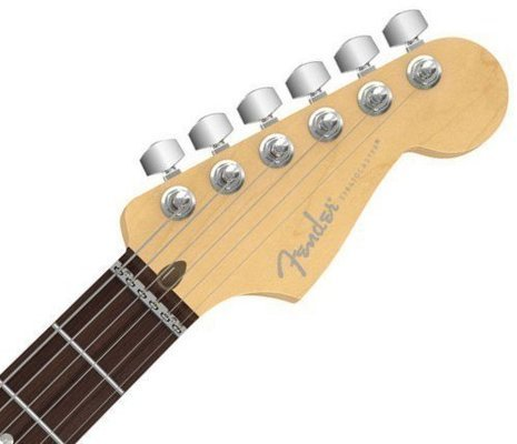 Fender American Deluxe Stratocaster HSH, Rosewood Fingerboard, Olympic Pearl