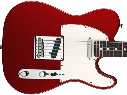 Fender American Standard Telecaster, Rosewood Fingerboard, Mystic Red