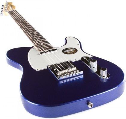 Fender American Standard Telecaster, Rosewood Fingerboard, Mystic Blue