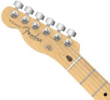 Fender American Standard Telecaster, Left Handed, Maple Fingerboard, Mystic Red