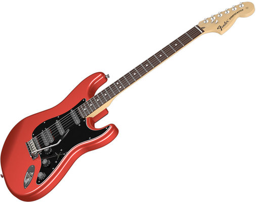 Fender American Special Stratocaster HSS, Rosewood Fingerboard, Candy Apple Red