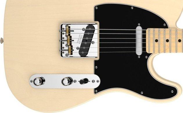 Fender American Special Telecaster, Maple Fingerboard, Vintage Blonde