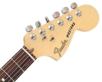 Fender American Special Mustang, Rosewood Fingerboard, Black