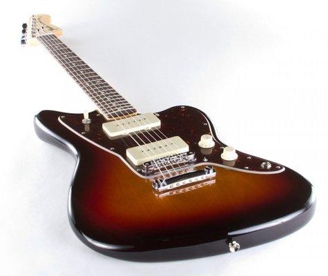 Fender American Special Jazzmaster, Rosewood Fingerboard, 3-Color Sunburst