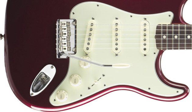 Fender Classic Player '60S Stratocaster Rosewood Fingerboard, Candy Apple Red