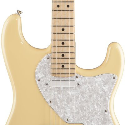 Fender Pawn Shop '70s Stratocaster Deluxe, Maple Fingerboard, Vintage White