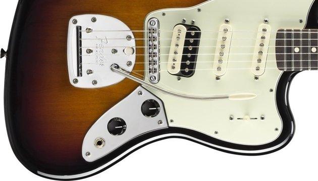 Fender Pawn Shop Jaguarillo, Rosewood Fingerboard, 3-Color Sunburst