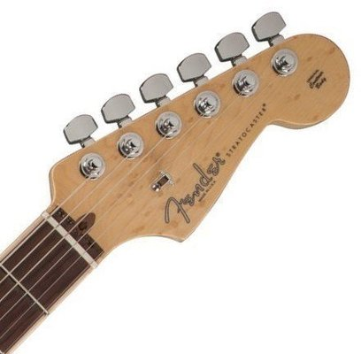 Fender Deluxe Stratocaster HSS Plus Top with iOS Connectivity, Rosewood Fingerboard, Tobacco Sunburst