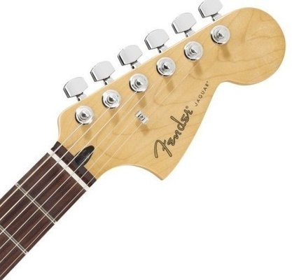Fender Blacktop Jaguar 90, Rosewood Fingerboard, Candy Apple Red