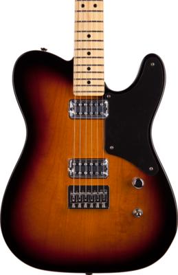 Fender Cabronita Telecaster, Maple Fingerboard, 3-Color Sunburst